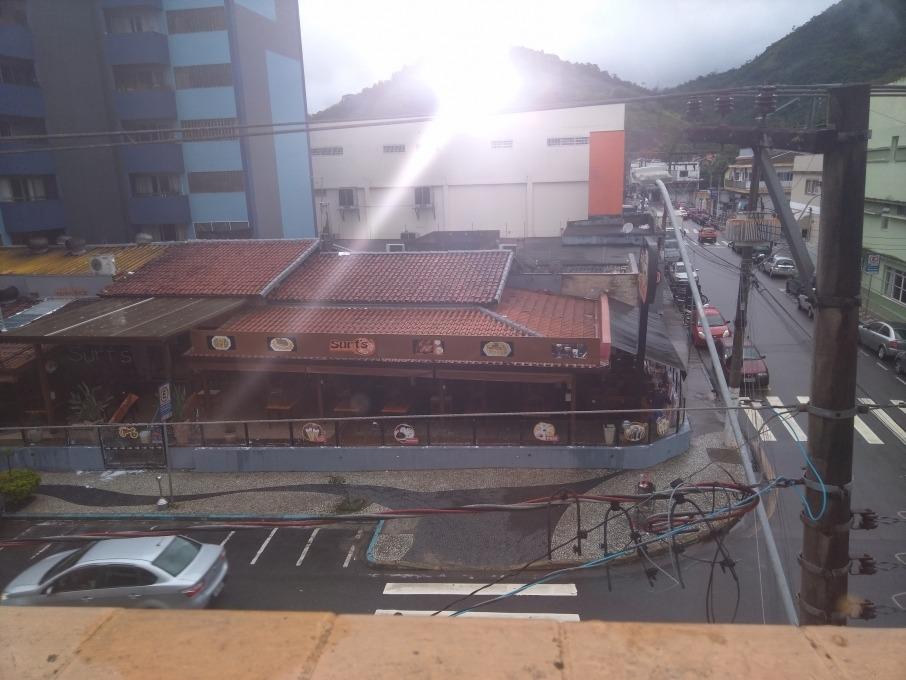 apto no centro- frente mar - edifício caraguá - 270
