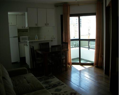 apto p locação mobiliado - pacote r$ 4500,00 - 2 dorm sendo 1 suite - l675 - 32463450