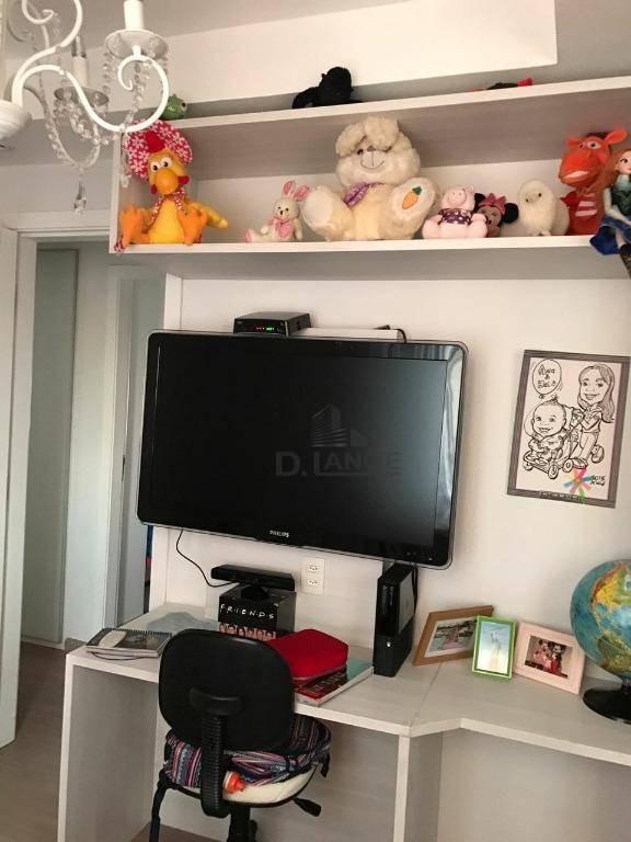 apto parque prado3 dormitórios à venda, 89 m² por r$ 690.000 - parque prado - campinas/sp - ap17410