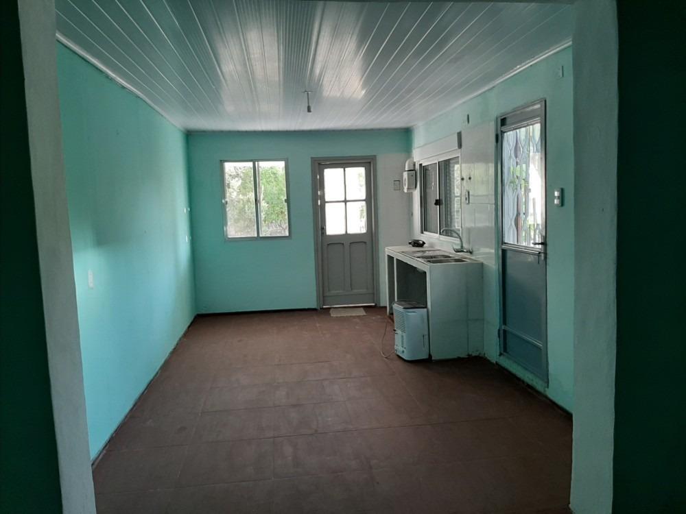 apto planta baja, 2 dormit, cocina, baño, patio parrillero