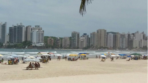 apto praia pitangueiras, guaruja, c/garagem/wifi