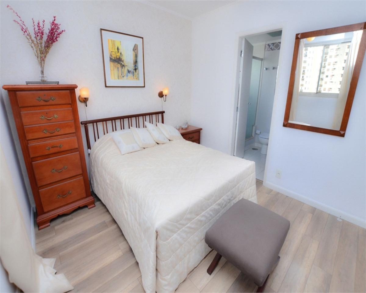 apto reformado - com 3 dormsendo 1 suite , lavado, 1 vaga , 135m - proximo ao mercado santa luzia - v2483 - 34492578