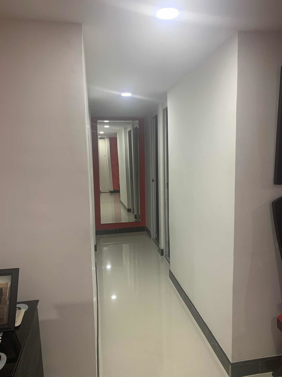 apto remodelado piso 6