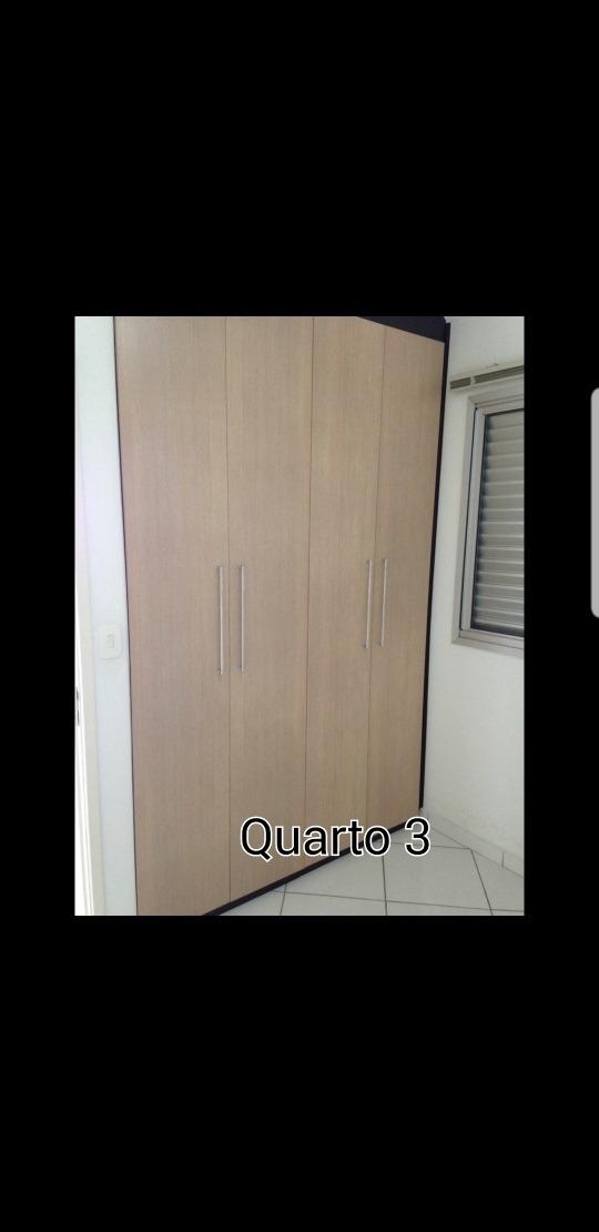 apto residencial 3 quartos - guarulhos