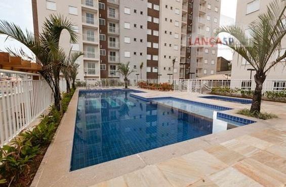 apto residencial à venda de 54m² com 2 dorm/ 1 suíte em diadema. - ap1264