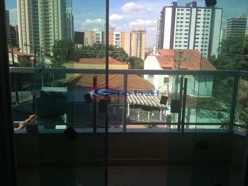 apto sem condomínio cobertura  bairro jardim - gl37956
