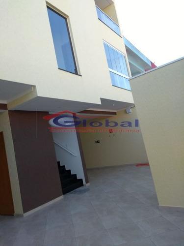 apto sem condomínio - v. camilópolis - santo andré - gl39360