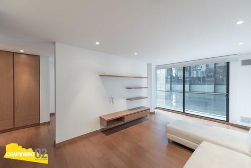 apto venta :: 64 +7 m² :: chicó reservado :: $550m