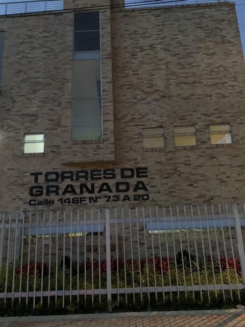 apto venta barrio plan norte conjunto torres de granada
