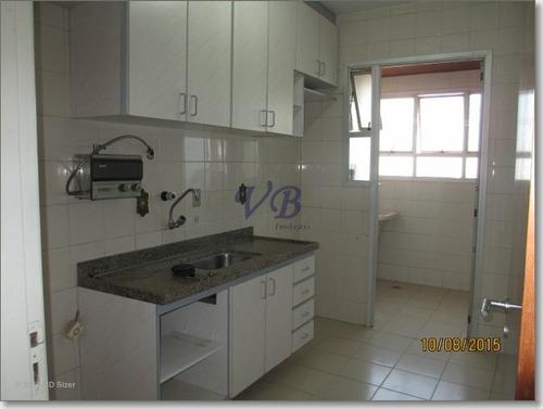 apto - vila assuncao - 763