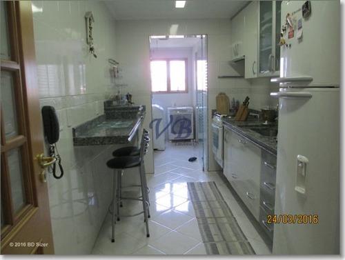 apto - vila pires - 927