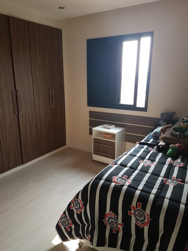 apto vila rosália 148m² acabamento de 1ª 03 dormts