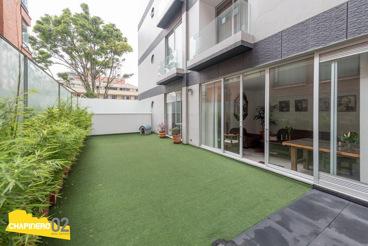 aptoest venta :: 54+60 m² :: chicó norte :: $500m