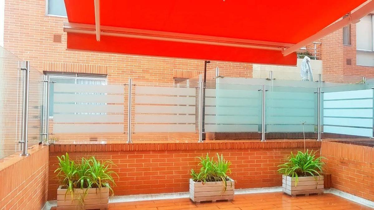 aptoestudio con terraza privada $ 515mm