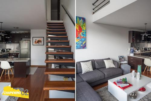 aptoestudio venta :: 70 m² :: chicó norte :: $440m