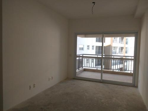apto.novo 3 dormitórios, c/terraço gourmet em são bernardo