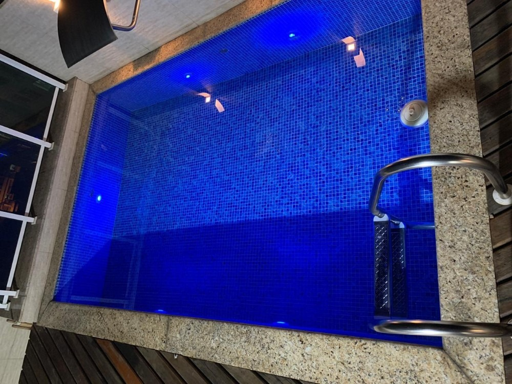aptp cobertura com piscina e churrasqueira - rio de janeiro