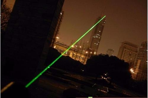 apuntador laser verde 10000 mw 5km sky pointer potente