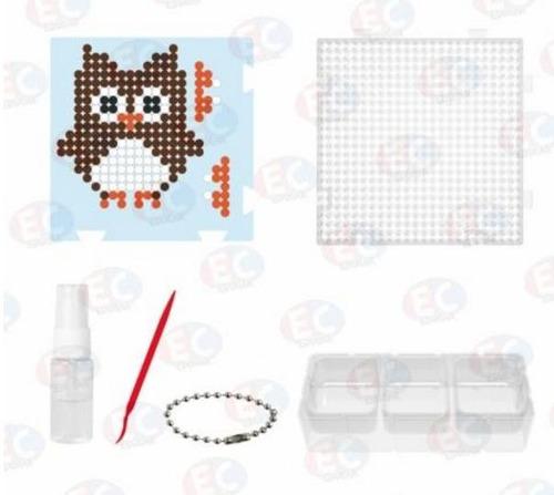 aq-8264 buho kit cuentas pegan agua 205 piezas aqua figuras