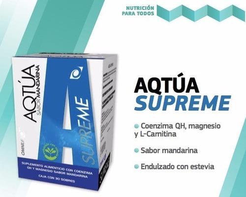 aqtua supreme - problemas cardiovasculares, varices, fatiga