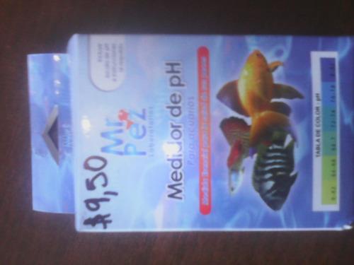 aqua quito - medidor de ph para acuarios