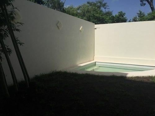 aqua residencial by cumbres hermosa casa en venta