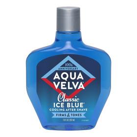 Aqua Velva Clasico Ice Blue 207ml Original Americano