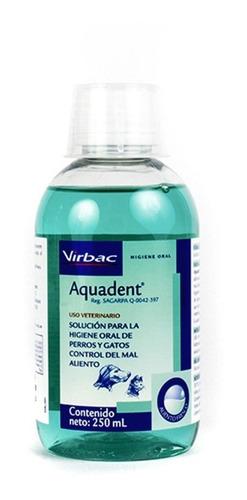 aquadent 250 ml virbac higiene oral perro gato