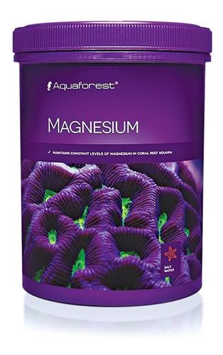 aquaforest magnésio 750g ajuste de magnésio e balling