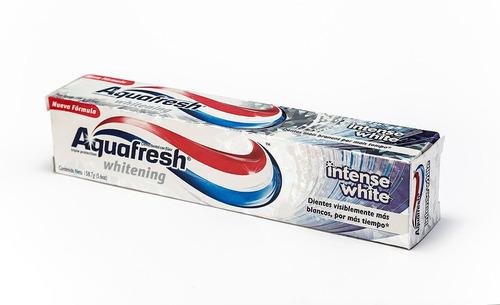 aquafresh - intense white x 158.7 grs