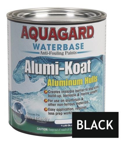 aquagard ii alumi-koat - base de agua antiincrustante (1 qt)