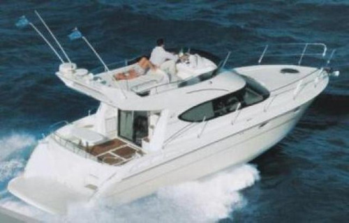 aqualum 35 año 2001 cummins 220 hp x 2 - zanovello barcos -