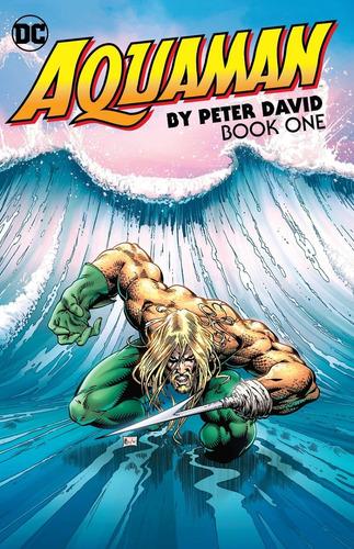 aquaman by peter david vol. 1 - dc comics - robot negro