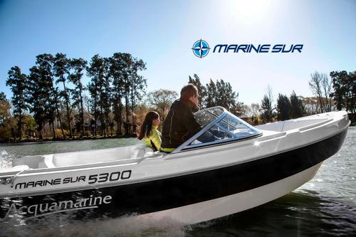 aquamarine marine sur 5300 open