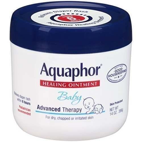 aquaphor baby crema antipañalitis formula protectora 396g