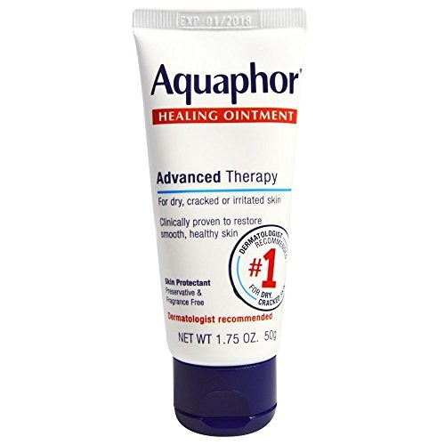 aquaphor healing skin unintment advanced therapy, paquete d