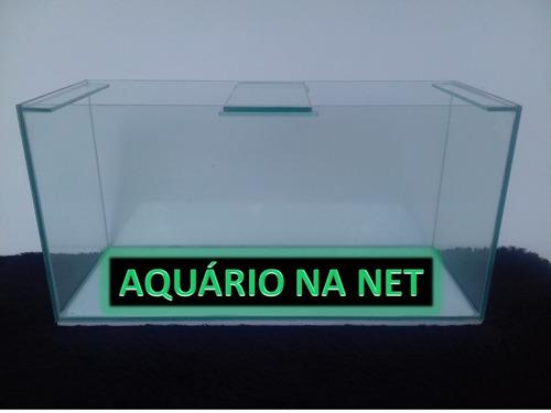 aquario 100x40x50 8mm  200 l somente sp e parte do interior