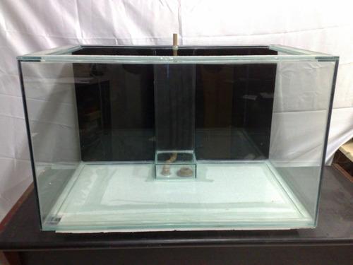 aquário 80x40x50 marinho