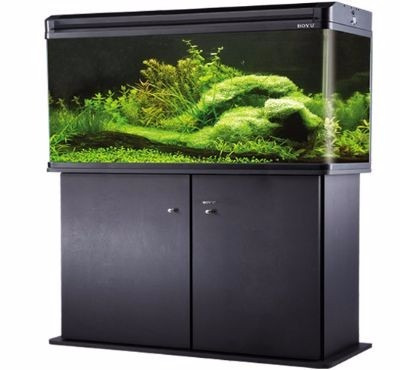 aquário boyu/jad ea-120e 200l - 110v (com móvel)