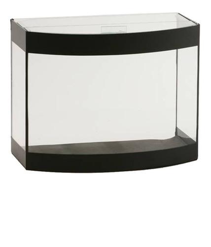 aquário curvo aquaterrário faixa preta