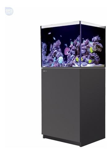 aquário reefer 170 black red sea reef system c/ movel