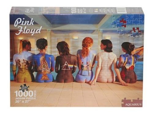 aquarius pink floyd portadas tatuajes rompecabezas 1000 pzas