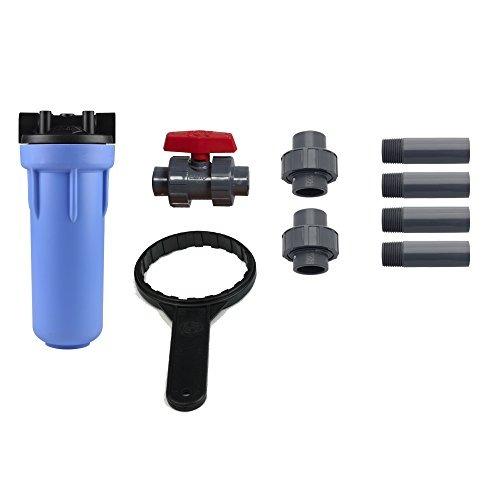 Aquasana 6 a os galones para toda la casa filtro de agua - Filtro de agua para casa ...