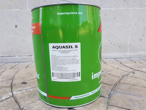 aquasil s: impermeabilizante sellador hidrofugante.