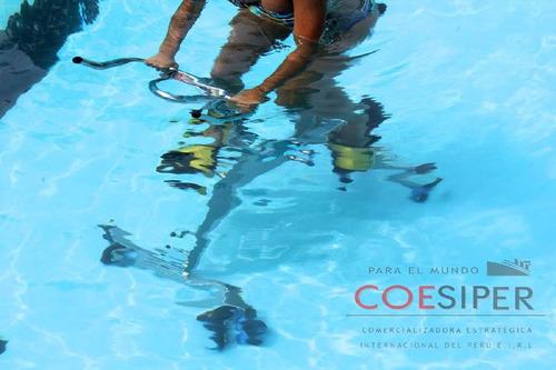 aquaspinning usd $569  bicicleta acuática  acua spinning