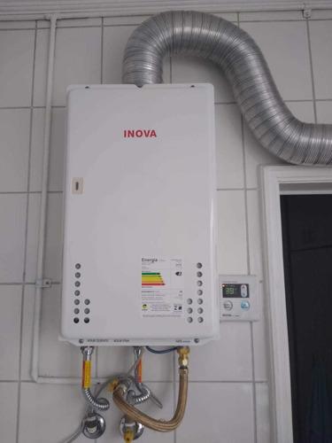 aquecedor á gás manutenção , restauração e venda