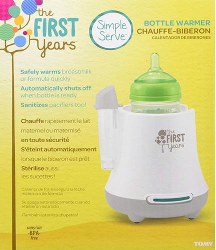 aquecedor elétrico de mamadeira e alimento bebe -p/ entrega