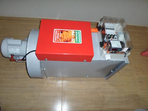 aquecedor elétrico para granjas de frango de corte
