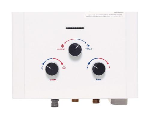 aquecedor gas rinnai 7,5l m07 gn