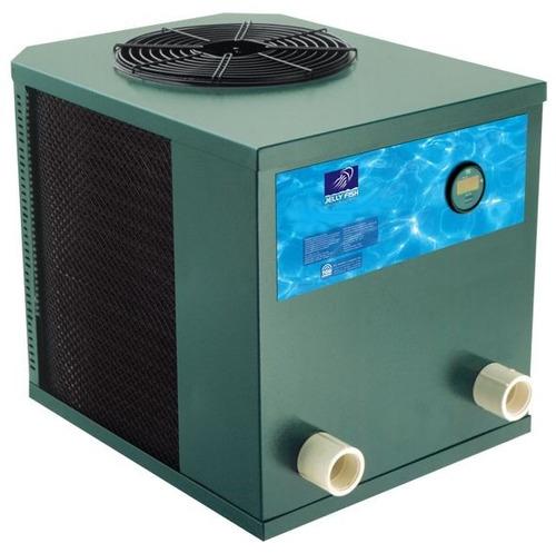 aquecedor para piscina - trocador de calor jelly fish bc-20